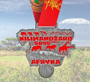 wirtualne biegi i wyzwania korona ziemi afryka